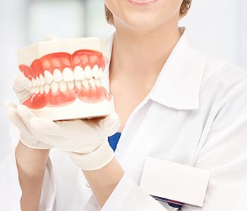 General & Cosmetic Dental Dr Gupta showing Affordable Dentures