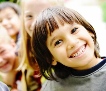 Happy children in Burlington, ON area