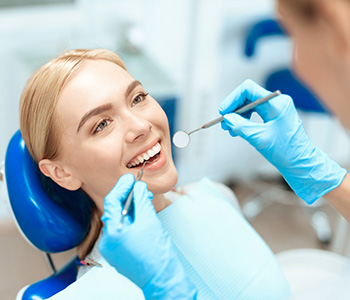 What to expect with a complete oral exam in Burlington area