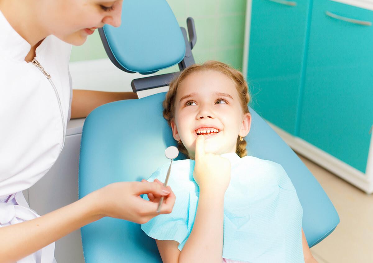Children's Dentist in Burlington Area