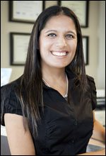 Dental Team Burlington Ontario - Dr. Swati Khanna