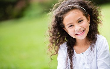 Pediatric Dentistry Burlington ON - Smiling Little Girl