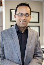 Dental Team Burlington Ontario - Dr. Sam Gupta