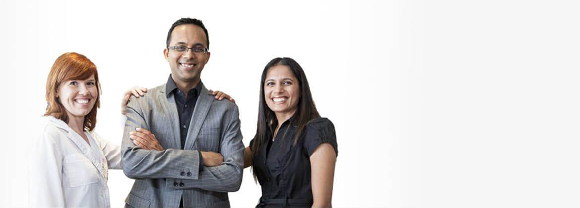 Dentist Burlington ON - Dr. Liliana Otrocol, Dr.Sam Gupta, Dr. Swati Khanna