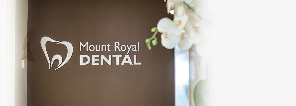 Mount Royal Dental, Our Office