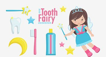 Dentist Burlington ON - Tooth Fairy